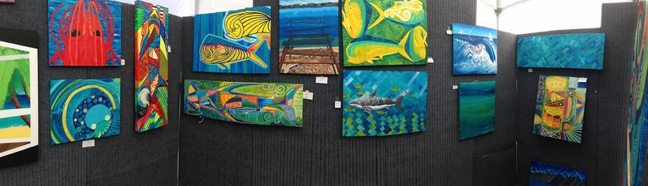 Deerfield Beach Display