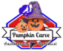 105-1 ATOWN PUMPKIN CARVE TRANS LOGO TWO