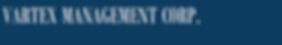 VARTEX MANAGEMENT CORP COMPANY NAME
