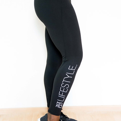 Black MMB Athletic Leggings