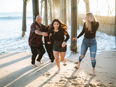 Lovsteen Family | Seal Beach, California
