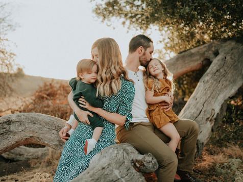 Harmon Family | Orange County, CA