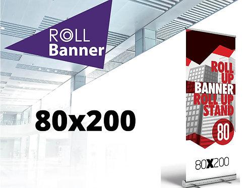 Roll Banner Strong 80x200 cm