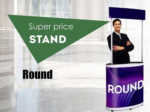 Round stand Super price