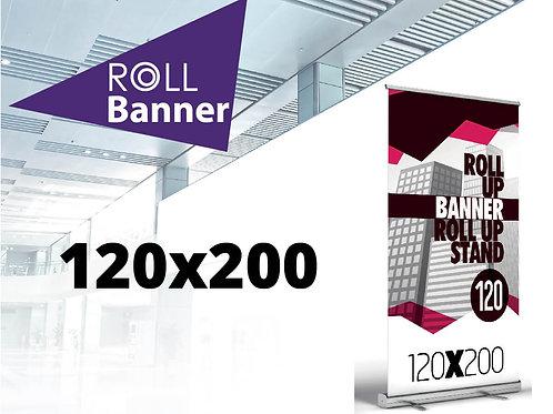 Roll Banner Strong 120x200 cm