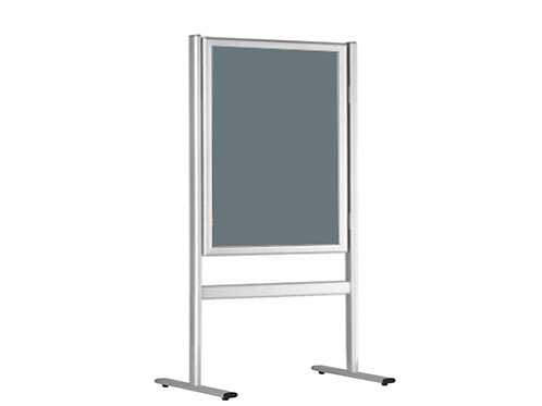 Single-sided poster board 70 x 100 cm