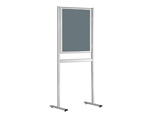 Single-sided poster board 50 x 70 cm