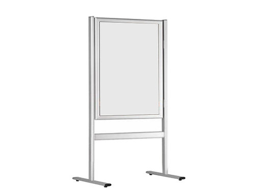 Single-sided LED poster board 70 x 100 cm