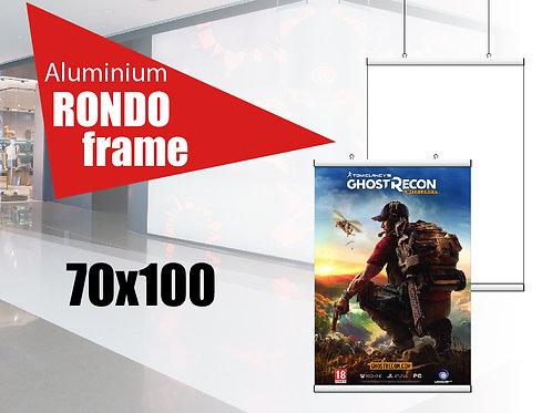 Poster frame 70х100 cm