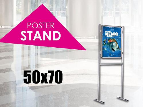 Poster stand 50х70 cm