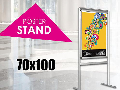 Poster stand 70х100 cm