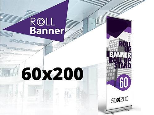 Roll Banner Strong 60x200 cm