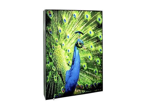 Textile LED frame 50 x 70 cm