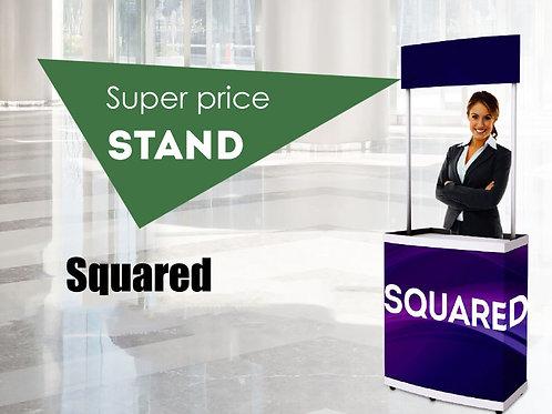 Squared stand Super price