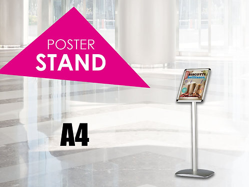 Poster stand А4