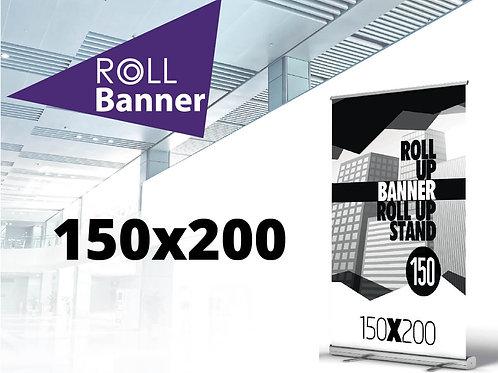 Roll Banner Strong 150x200 cm