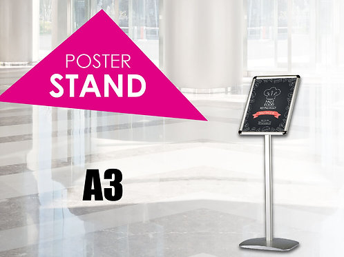 Poster stand А3