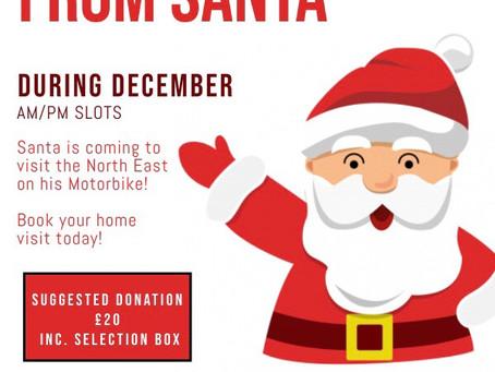 Christmas Fundraiser - Santa Visits!