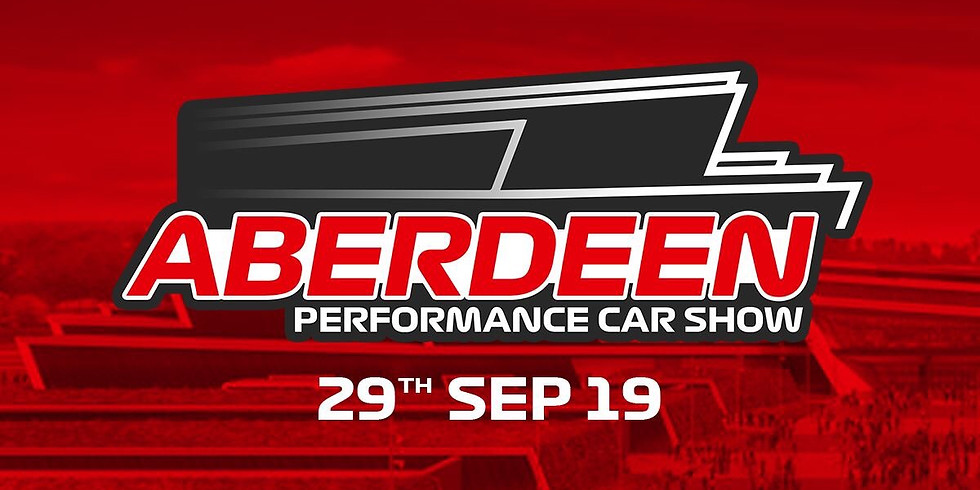 Aberdeen Performance Car Show