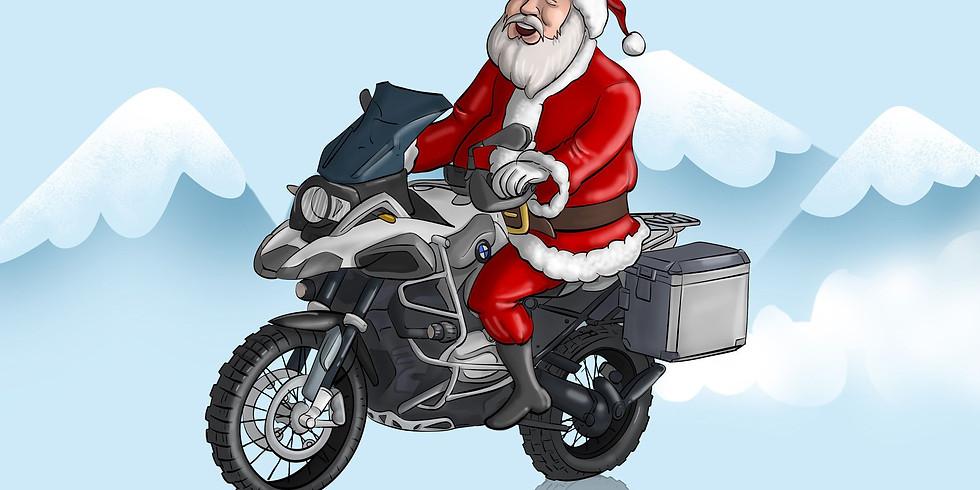 NERVS Santa Visit Aberdeenshire South - Saturday 19 Dec AM