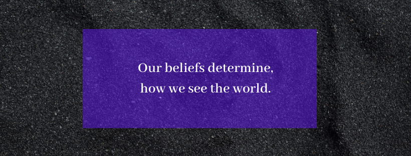 When nothing goes right, disempowering beliefs tend to show up on the surface.