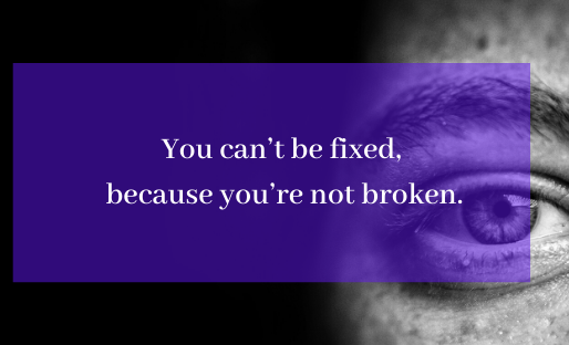 "Everyone feels broken sometimes and here is why it's normal— the psychology of ""brokenness"""