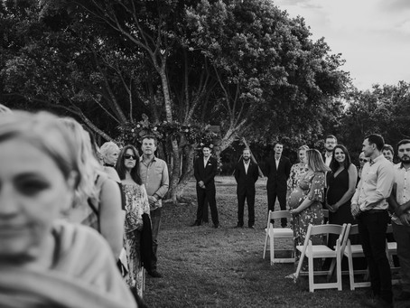 Mr and Mrs Watson {Coffs Harbour Wedding Photographer}