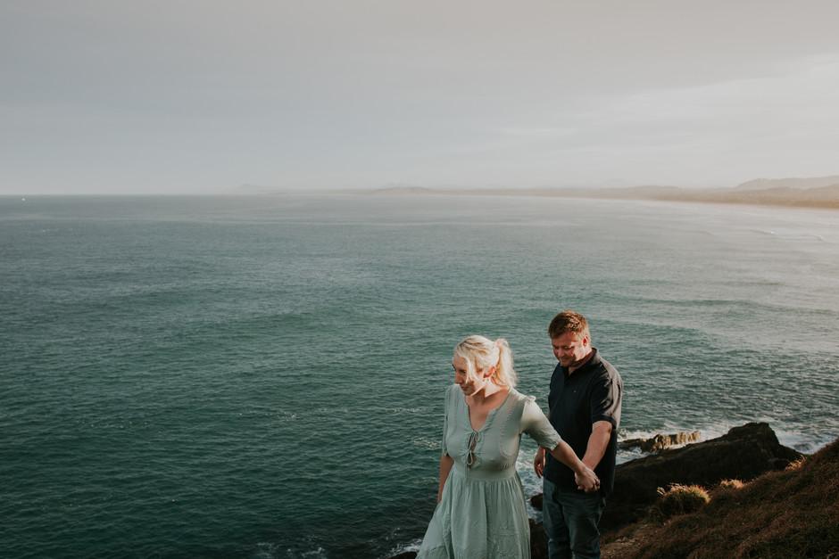 Jessica and Thomas {Coffs Harbour photographer}