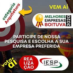 PREMIO MELHORES EMPRESAS - Arquitetura.j