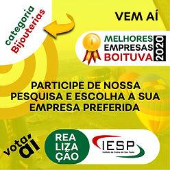 PREMIO MELHORES EMPRESAS - Bijouterias.j