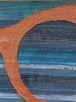 Orange Spectacles detail