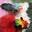 Thumbnail: ANY Sizes/Colors Pet Unicorn Hair Hat (XS-XL)
