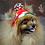 Thumbnail: Back to listings Pet Christmas Spirit Beanie (XS-XL)