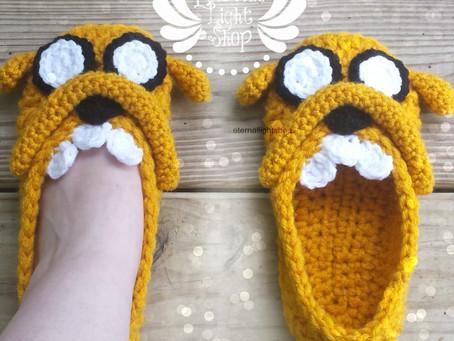5 New Fun Slippers!