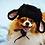 Thumbnail: ANY Sizes/Colors Pet Black Sheep Hat Beanie (XS-XL)