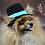 Thumbnail: Pet Top Hat (XS-XL)