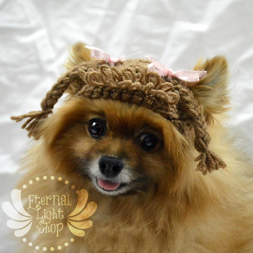 Pet Cabbage Patch Inspired Hat (XS-XL)