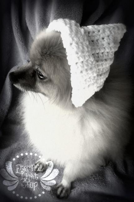 Pet Bonnet Pilgrim Hat (XS-XL)