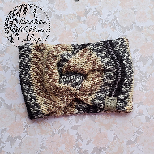 Ready To Ship Adult Double Knit Head Bands