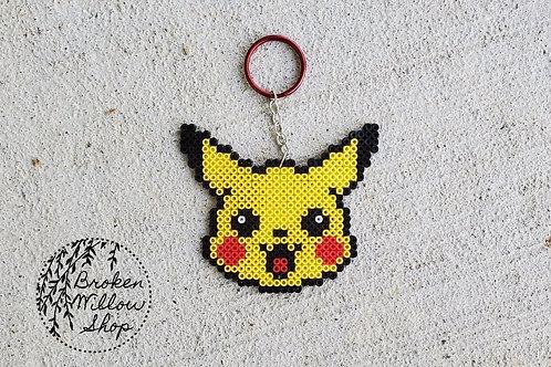 Pikachu Mini Perler Bead Art Pokemon