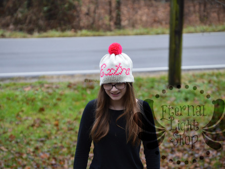 "ANY COLORS ""Extra"" Crochet Beanie One Size Teen/Adult"