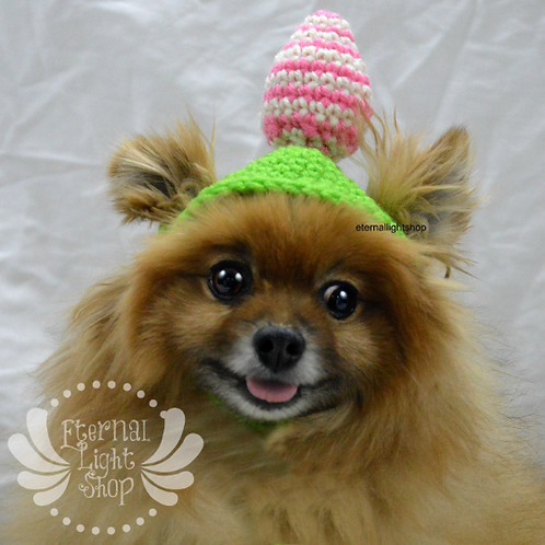 Pet Easter Egg Hat (XS-XL)