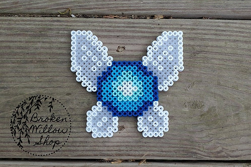 Zelda Navi Perler Bead Art Pokemon
