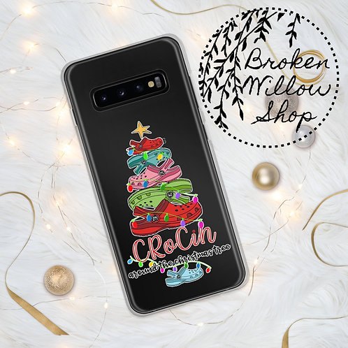 Crocin' Around the Christmas Tree Samsung Case