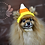 Thumbnail: Pet Candy Corn Hat (XS-XL)