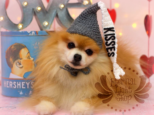 Customizable Pet Candy Beanie (XS-XL) Any Colors