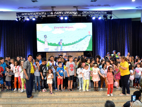 Congresso de Crianças 2021