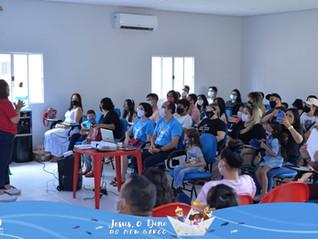Congresso de Crianças: Workshop proporciona troca de ideias e experiências