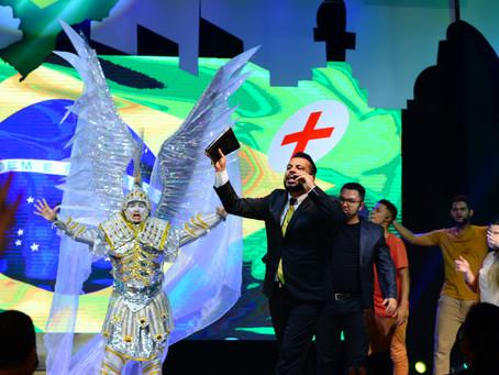 Brasil é território de Cura e Milagres