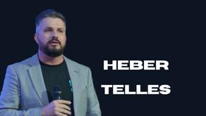 Nossos planos alinhados com os de Deus - Heber Telles